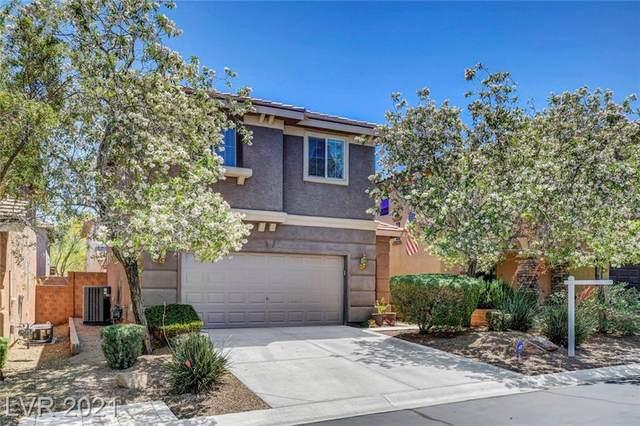 9333 Wildcat Springs Avenue, Las Vegas, NV 89178 (MLS #2295161) :: Lindstrom Radcliffe Group