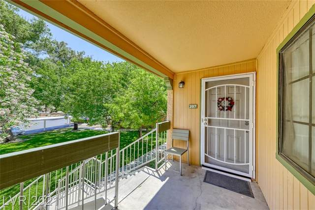 5146 S Jones Boulevard #207, Las Vegas, NV 89118 (MLS #2295174) :: Lindstrom Radcliffe Group