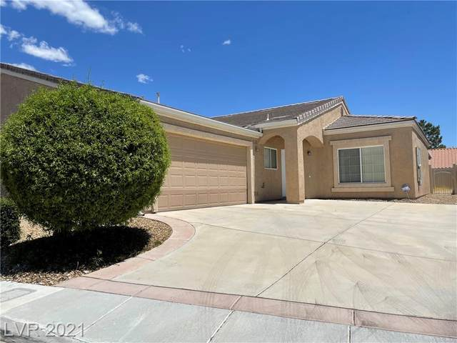 4856 Marco Polo Street, North Las Vegas, NV 89031 (MLS #2295175) :: Lindstrom Radcliffe Group