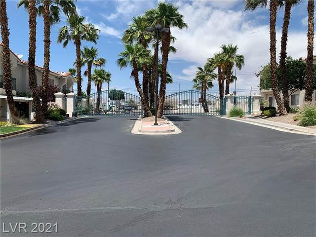 6201 E Lake Mead Boulevard #216, Las Vegas, NV 89156 (MLS #2295181) :: Jack Greenberg Group