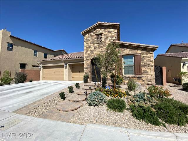 6508 Towerstone Street, North Las Vegas, NV 89084 (MLS #2295185) :: Lindstrom Radcliffe Group