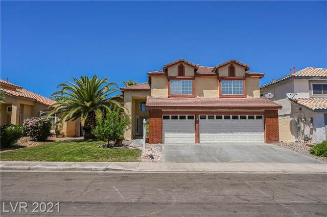 2024 Pinion Springs Drive, Henderson, NV 89074 (MLS #2295187) :: Lindstrom Radcliffe Group