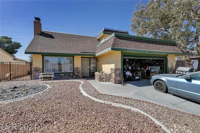 7325 Bridgeview Avenue, Las Vegas, NV 89147 (MLS #2295190) :: Jeffrey Sabel