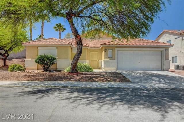 1722 Little Bow Avenue, North Las Vegas, NV 89084 (MLS #2295194) :: Lindstrom Radcliffe Group