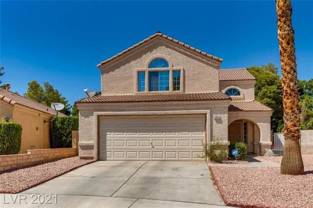 8916 Surf View Drive, Las Vegas, NV 89117 (MLS #2295201) :: Jeffrey Sabel