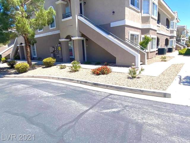 9330 W Maule Avenue #129, Las Vegas, NV 89148 (MLS #2295207) :: Jack Greenberg Group