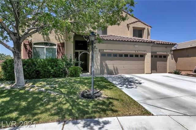 7509 Copper Island Street, Las Vegas, NV 89131 (MLS #2295221) :: Lindstrom Radcliffe Group