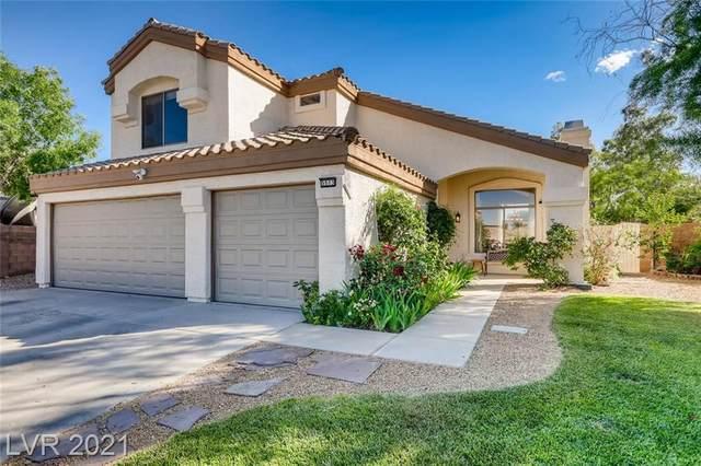5513 Azure Ridge Drive, Las Vegas, NV 89130 (MLS #2295241) :: Galindo Group Real Estate