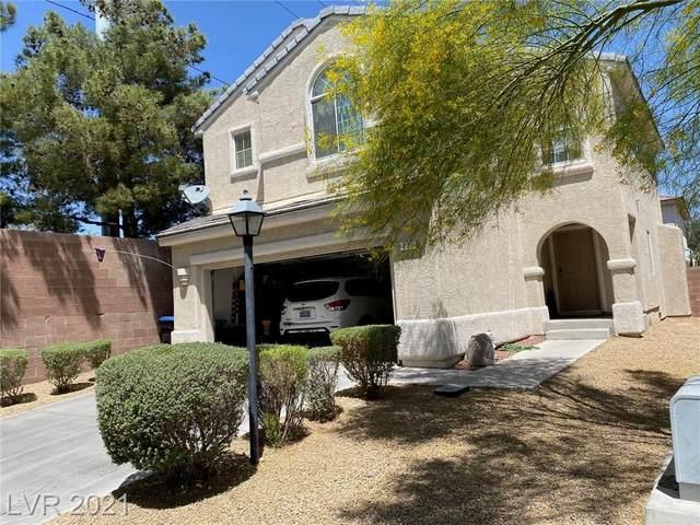 232 Charitable Court, North Las Vegas, NV 89032 (MLS #2295243) :: Lindstrom Radcliffe Group