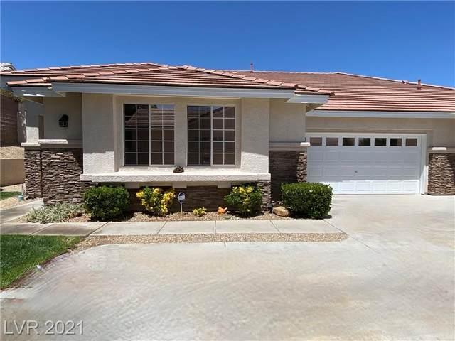 1633 Summer Stone Place, Las Vegas, NV 89144 (MLS #2295244) :: Jeffrey Sabel