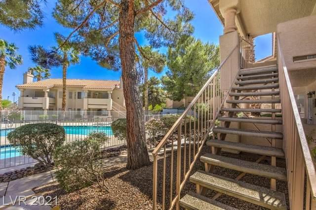 916 Rockview Drive #201, Las Vegas, NV 89128 (MLS #2295257) :: Lindstrom Radcliffe Group