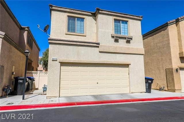 6413 Pine Willows Court, North Las Vegas, NV 89084 (MLS #2295259) :: Lindstrom Radcliffe Group