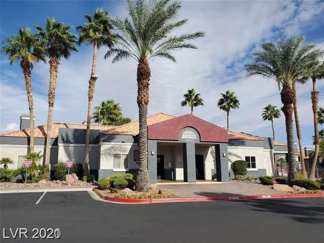 8600 W Charleston Boulevard #2203, Las Vegas, NV 89117 (MLS #2295289) :: DT Real Estate