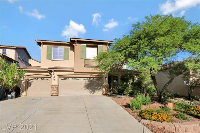 167 Tidewater Range Court, Henderson, NV 89012 (MLS #2295302) :: Lindstrom Radcliffe Group
