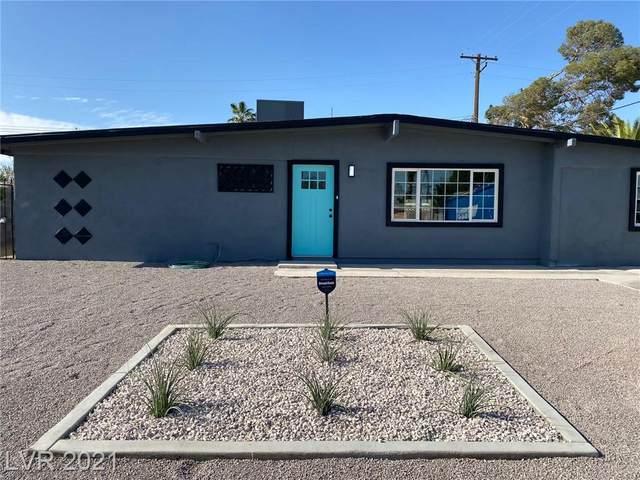 1628 Palora Avenue, Las Vegas, NV 89169 (MLS #2295311) :: Hebert Group | Realty One Group