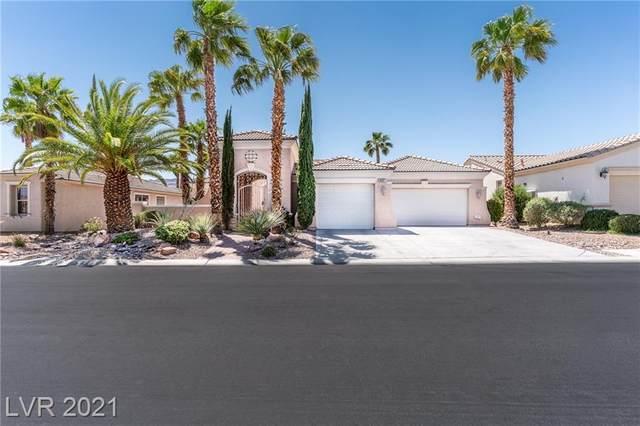 4547 Denaro Drive, Las Vegas, NV 89135 (MLS #2295319) :: Lindstrom Radcliffe Group