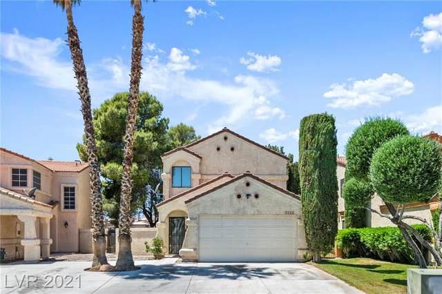 3624 Marmalade Lane, Las Vegas, NV 89108 (MLS #2295320) :: Lindstrom Radcliffe Group