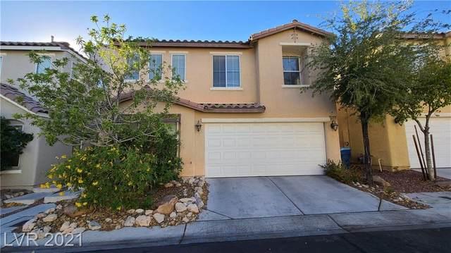 5657 Woods Crossing Street, Las Vegas, NV 89148 (MLS #2295340) :: Lindstrom Radcliffe Group