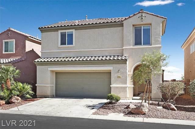 7117 Mercurio Avenue, Las Vegas, NV 89131 (MLS #2295362) :: Galindo Group Real Estate