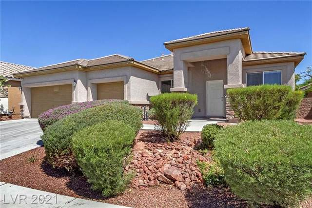 716 Fiesta Del Rey Avenue, North Las Vegas, NV 89081 (MLS #2295363) :: Lindstrom Radcliffe Group