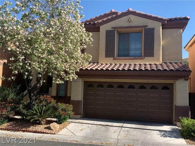 8113 Diamond Gorge Road, Las Vegas, NV 89178 (MLS #2295373) :: Lindstrom Radcliffe Group