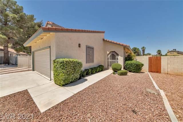 6528 Pearcrest Road, Las Vegas, NV 89108 (MLS #2295379) :: Lindstrom Radcliffe Group