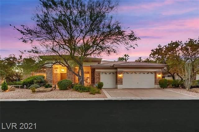 4649 Bird View Court, Las Vegas, NV 89129 (MLS #2295380) :: Jeffrey Sabel
