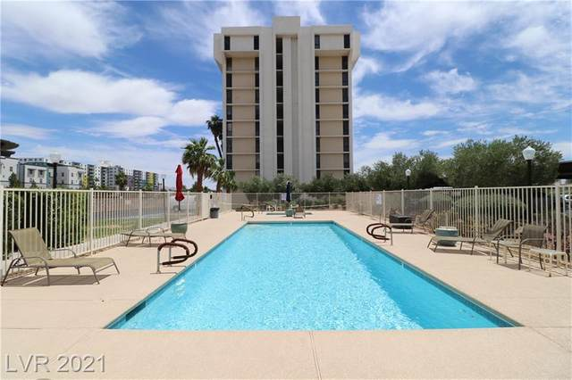 3930 University Center Drive #711, Las Vegas, NV 89119 (MLS #2295383) :: Jack Greenberg Group