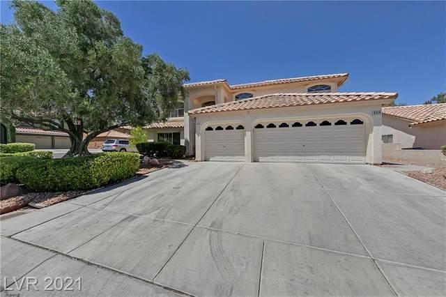 9134 Claretta Drive, Las Vegas, NV 89129 (MLS #2295389) :: Lindstrom Radcliffe Group