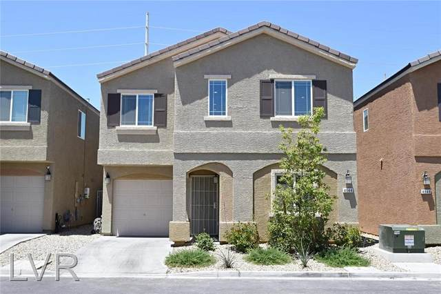 4844 Vista Sandia Way, Las Vegas, NV 89115 (MLS #2295393) :: Lindstrom Radcliffe Group