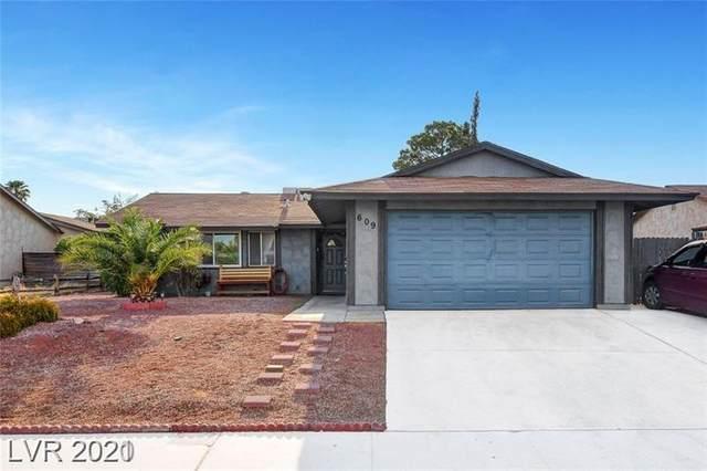 609 N Torrey Pines Drive, Las Vegas, NV 89107 (MLS #2295394) :: Lindstrom Radcliffe Group