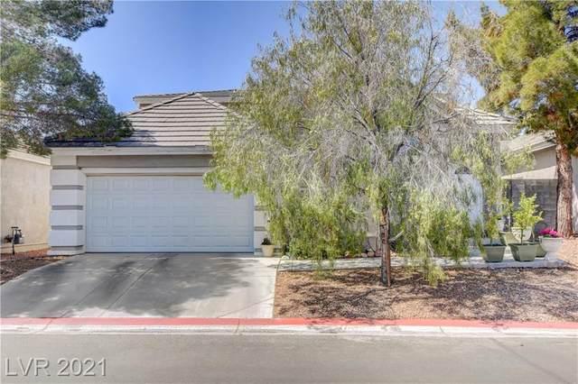 113 Golf Course Street, Las Vegas, NV 89145 (MLS #2295398) :: Jeffrey Sabel