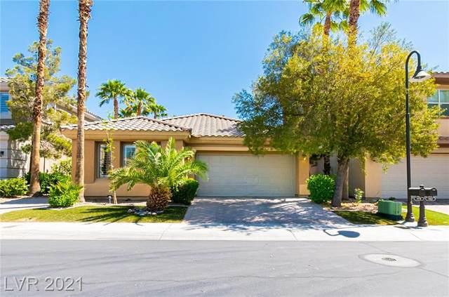 172 Sandy Bunker Lane, Las Vegas, NV 89148 (MLS #2295405) :: Jeffrey Sabel