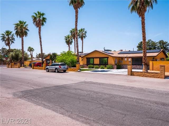 5824 W Oakey Boulevard, Las Vegas, NV 89146 (MLS #2295408) :: Jeffrey Sabel