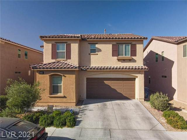 1320 Nature Loop Avenue, North Las Vegas, NV 89031 (MLS #2295409) :: Lindstrom Radcliffe Group