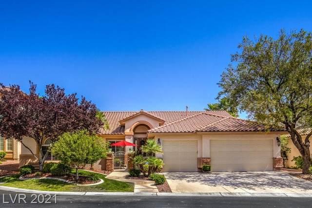 5590 San Palazzo Court, Las Vegas, NV 89141 (MLS #2295441) :: The Chris Binney Group | eXp Realty