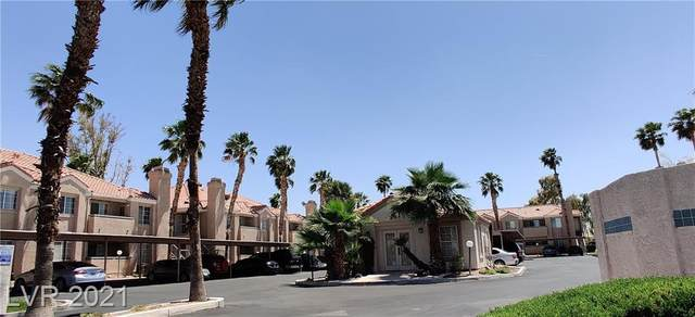 1375 E Hacienda Avenue #201, Las Vegas, NV 89119 (MLS #2295443) :: Lindstrom Radcliffe Group