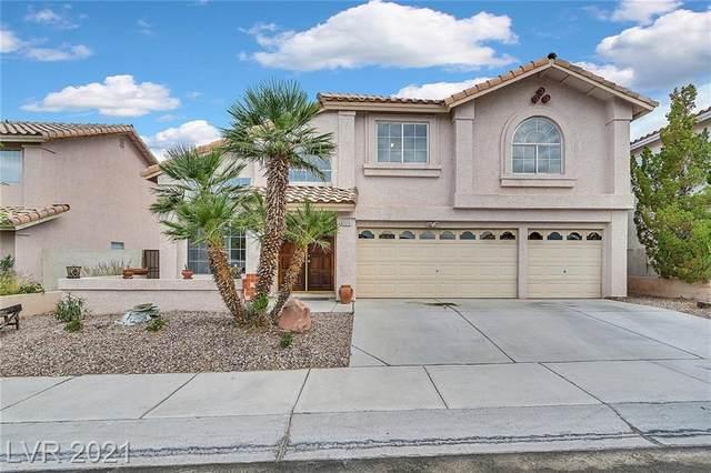 8225 Emerald Isle Avenue, Las Vegas, NV 89128 (MLS #2295445) :: Jack Greenberg Group