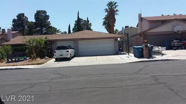 3145 Mountain Spring Road, Las Vegas, NV 89146 (MLS #2295456) :: Jack Greenberg Group