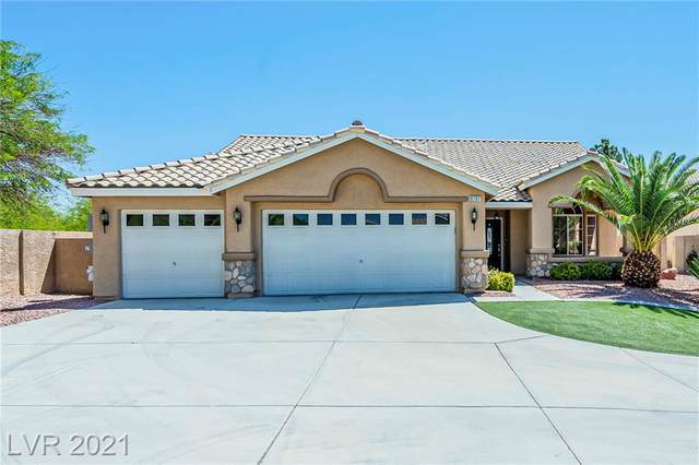 8702 Country Ridge Court, Las Vegas, NV 89123 (MLS #2295458) :: Team Michele Dugan