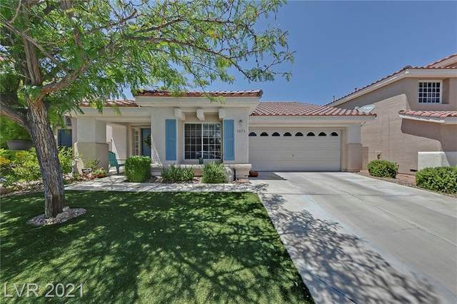 1871 Mesquite Canyon Drive, Henderson, NV 89012 (MLS #2295475) :: Lindstrom Radcliffe Group