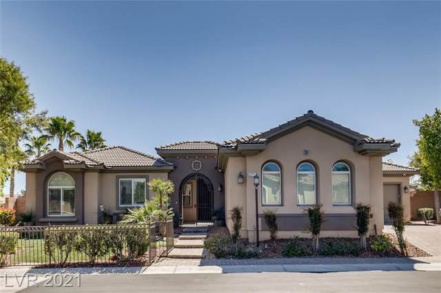 6721 Hyla Roman Avenue, Las Vegas, NV 89131 (MLS #2295479) :: Lindstrom Radcliffe Group