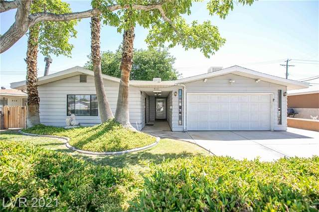 912 Saylor Way, Las Vegas, NV 89108 (MLS #2295490) :: Galindo Group Real Estate