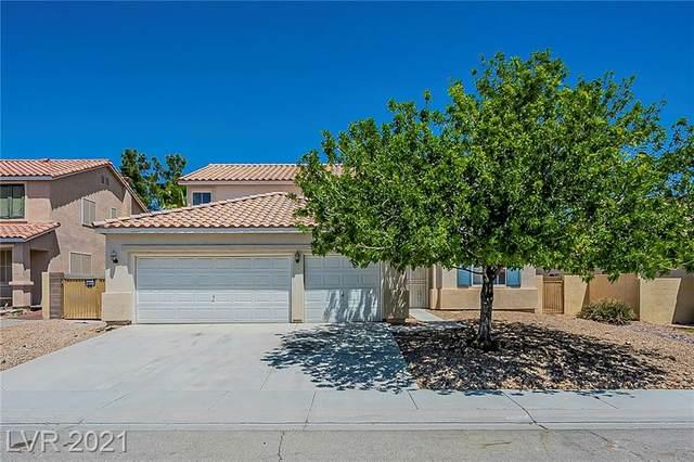 1008 Copper Moon Lane, North Las Vegas, NV 89031 (MLS #2295502) :: Vestuto Realty Group
