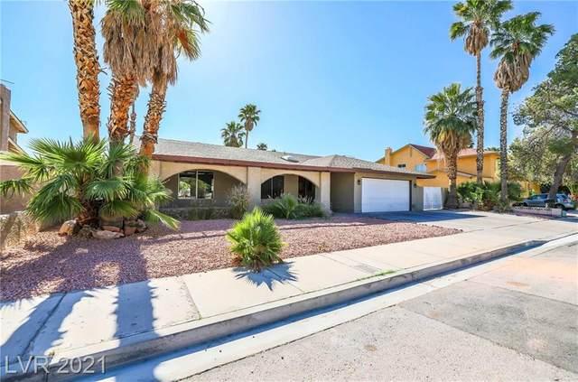 4318 Murillo Street, Las Vegas, NV 89121 (MLS #2295523) :: Jeffrey Sabel