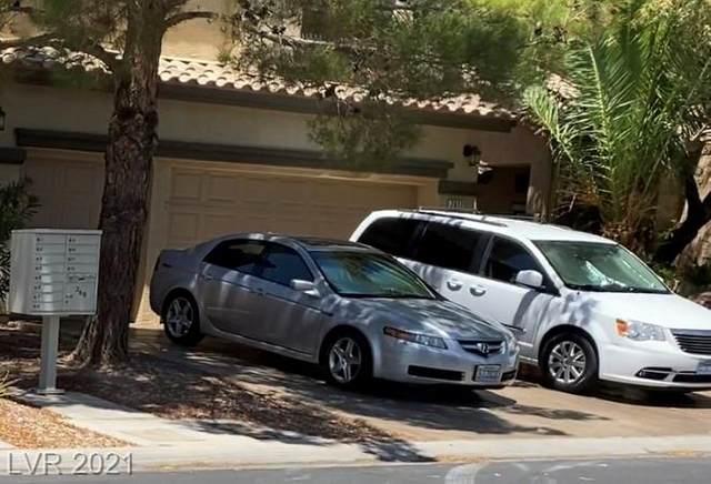 7617 Kiowa Pointe Street, Las Vegas, NV 89131 (MLS #2295528) :: Jeffrey Sabel