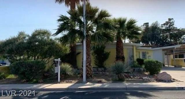 2108 Chapman Drive, Las Vegas, NV 89104 (MLS #2295543) :: Hebert Group | Realty One Group