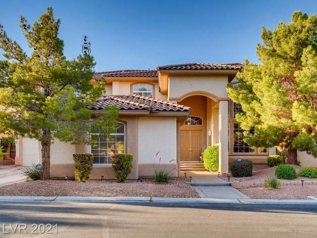 5510 San Florentine Avenue, Las Vegas, NV 89141 (MLS #2295555) :: Vestuto Realty Group