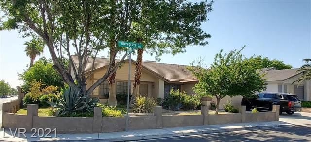 3012 Olivegrove Street, Las Vegas, NV 89108 (MLS #2295556) :: The Perna Group