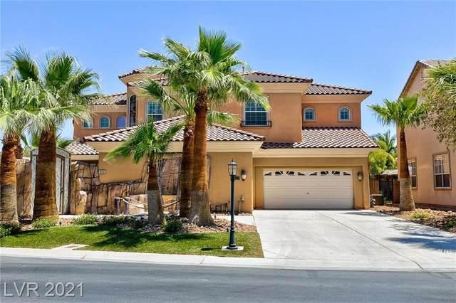 10702 Tapestry Winds Street, Las Vegas, NV 89141 (MLS #2295557) :: Vestuto Realty Group